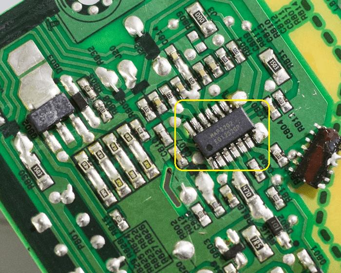 Контроллер (драйвер) подсветки