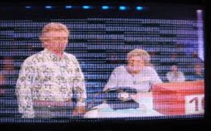 Помехи в телевизоре Samsung