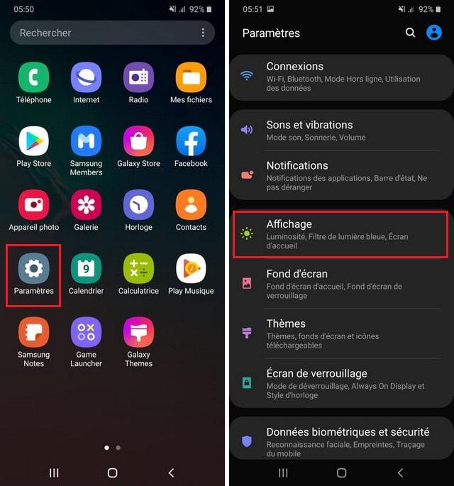 Как быстро получить доступ к уведомлениям на Galaxy S20