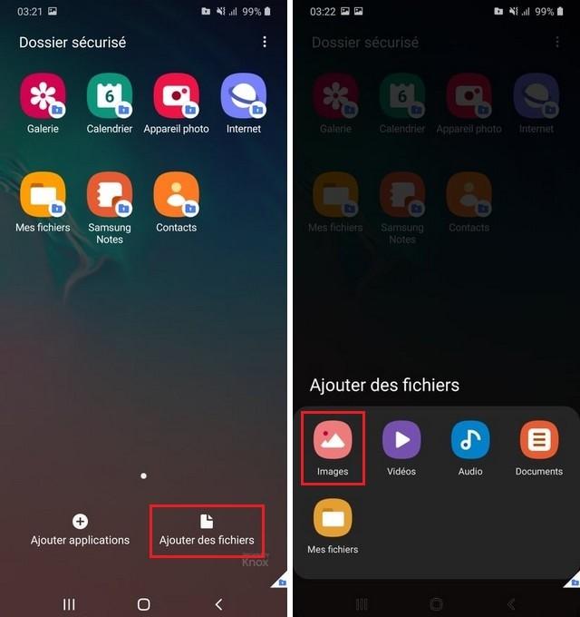 Как скрыть фотографии на Samsung Galaxy Note 10