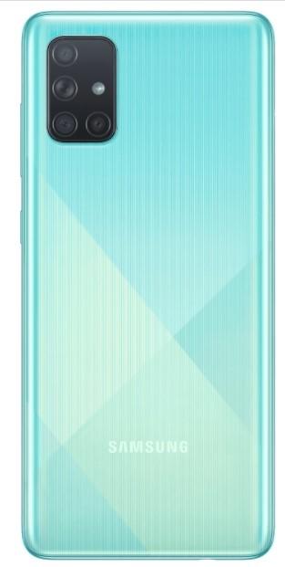 лучшие смартфоны Samsung: Galaxy A71